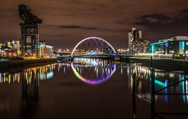 A wee Glasgow getaway