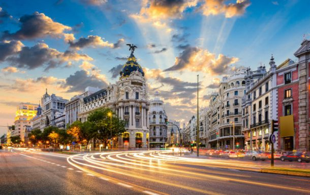 Mad about magical Madrid