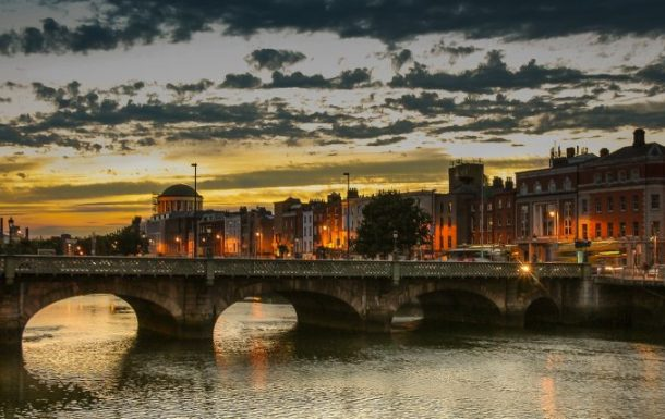 Dublin: a portrait of a city