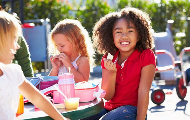 Four healthy back-to-school lunchbox recipes