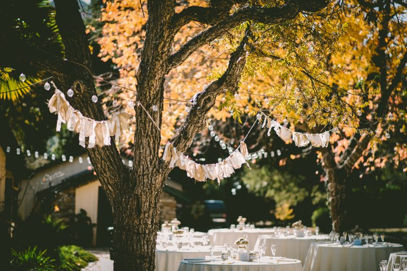 Outdoor soiree: 14 garden party décor ideas - The Leisure Lounge