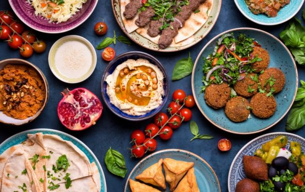 A-mezze-ing: making the ultimate summer mezze