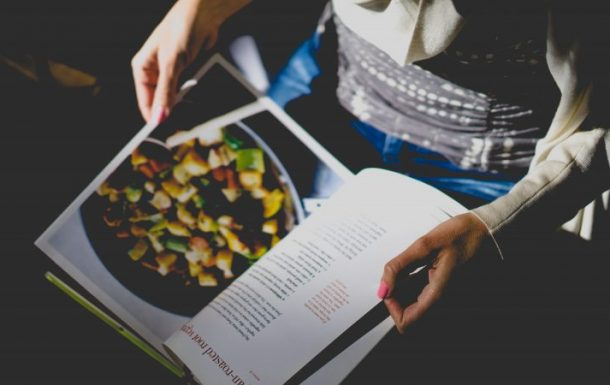 5 cook books that will release your inner foodie