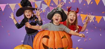 Ghoulishly good Halloween party games for kids