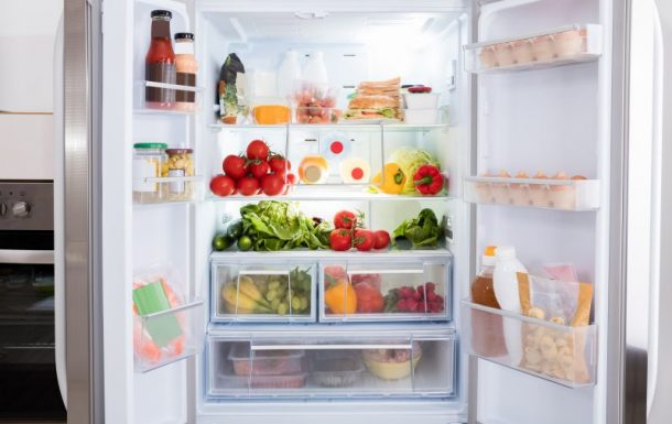 Top tips on how to fill a healthy fridge