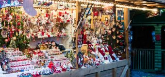 Top 5 UK Christmas Markets