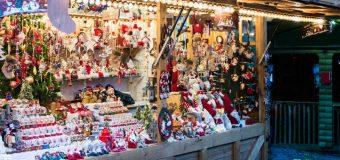 Top 5 UK Christmas Markets